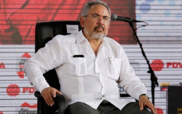 Expresidente de Petróleos de Venezuela (Pdvsa), Nelson Martínez