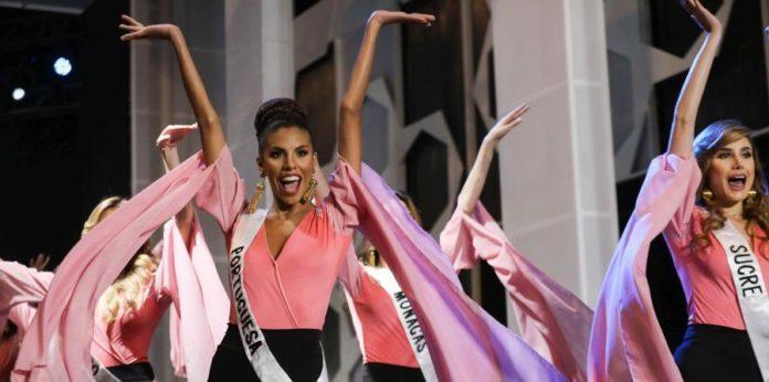 Isabella Rodríguez es coronada como la nueva Miss Venezuela 2018 Duwhei10