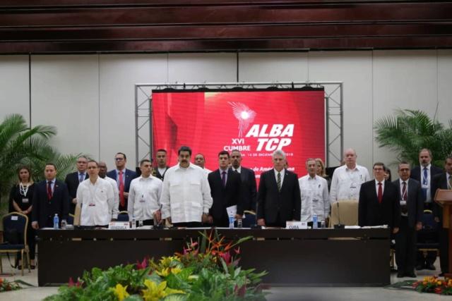Cumbre del Alba 2018