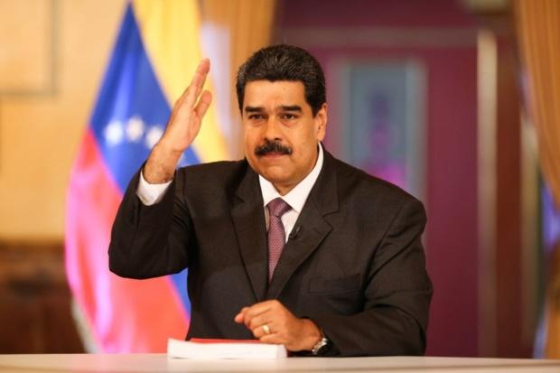 Presidente Maduro manifestó su respaldo a Lula Da Silva, tras su inhabilitación política Dxflmn10