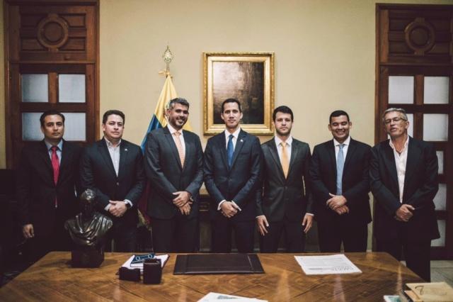 Alcaldes opositores, Juan Guaidó