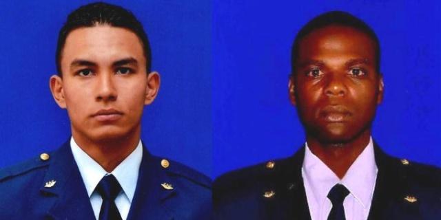 (Vídeo) Fallecen dos militares en maniobra aérea en Colombia Ebumsn10
