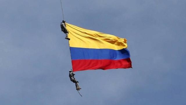 Fallecen dos militares en maniobra aérea en Colombia