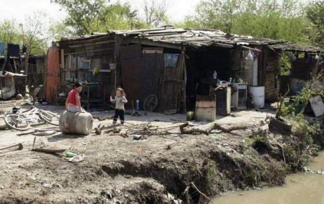Pobres en Argentina