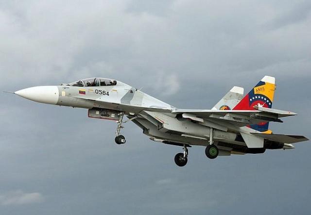 Avión Sukhoi