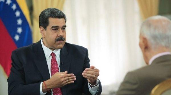 Presidente Maduro en programa de José Vicente Rangel
