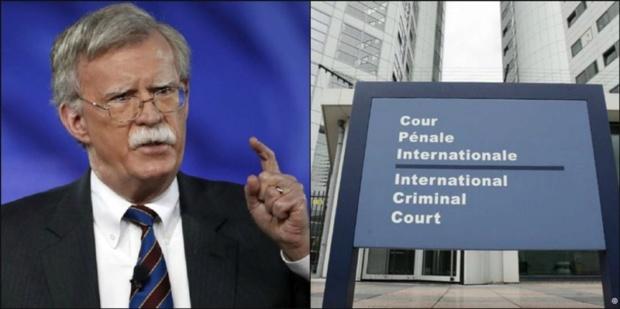 John Bolton Corte Penal Internacional EEUU