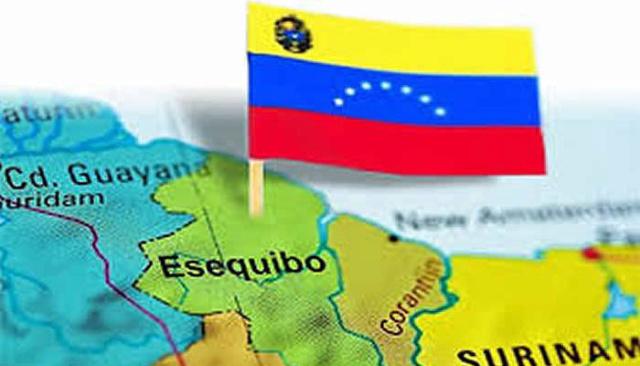 Guyana pertenece a Venezuela