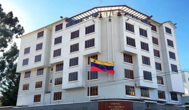 Embajada de Venezuela en Bolivia