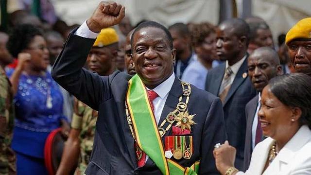 Mnangagwa gana las elecciones presidenciales de Zimbabue Emmers10