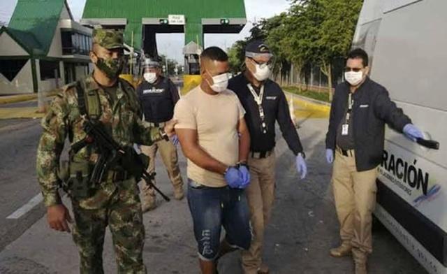 falso positivo del Ejército colombiano