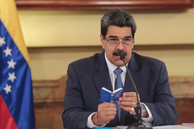 Consejo de Estado insta a la unión nacional para enfrentar la pandemia del covid-19 en Venezuela Eufazy10