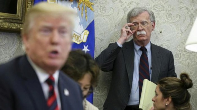 Fracasado John Bolton