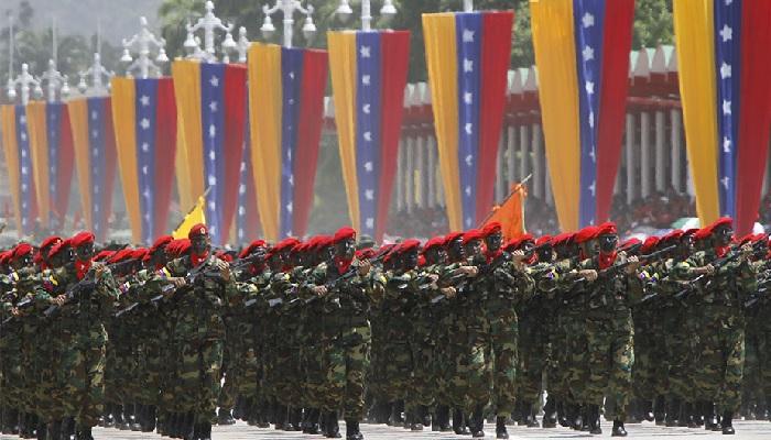 Lo que oculta Estados Unidos sobre una posible intervención militar en Venezuela Fanb210