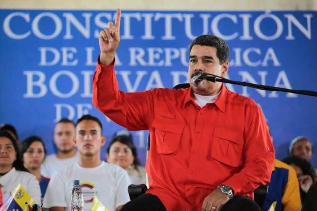 En claves: Estos son los lineamientos políticos que dio Maduro a las bases del PSUV Foto1110