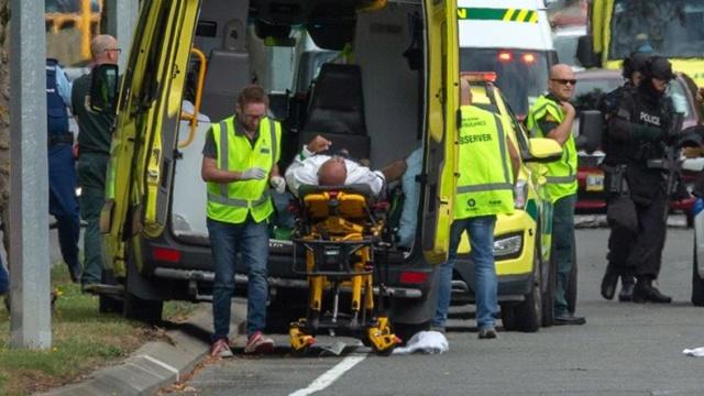 Ataque terrorista en dos mezquitas en Nueva Zelanda