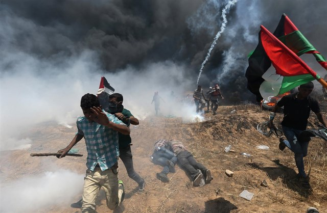 La ONU aprueba una resolución de condena a Israel por su masacre contra palestinos en Gaza Fotono10