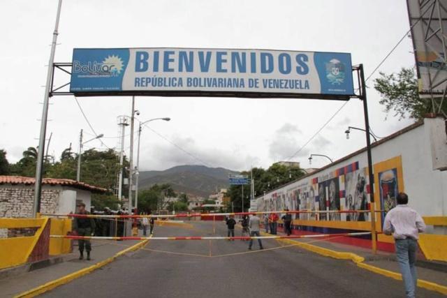 Frontera Venezuela- Colombia