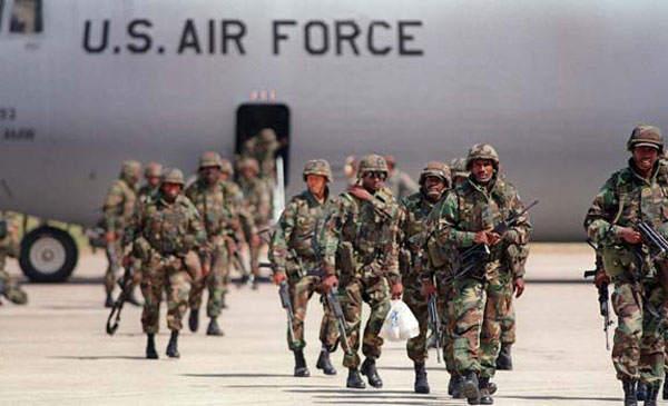 Fuerzas Armadas de EEUU