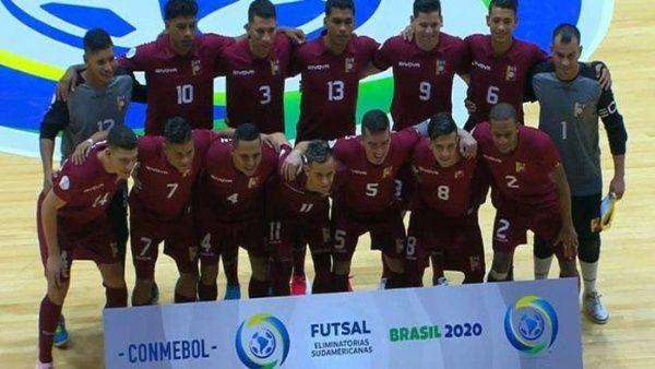 Venezuela clasifica al Mundial de Fútsal en Lituania