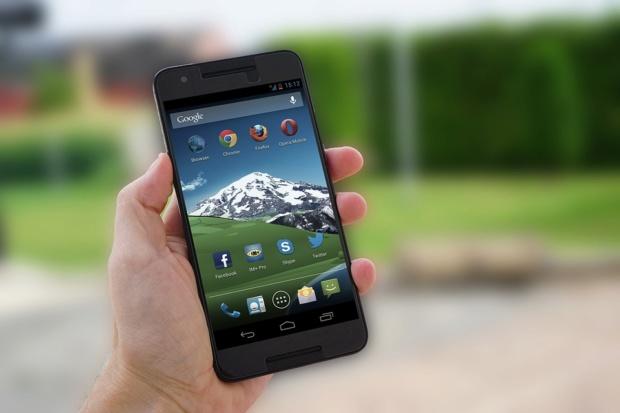 Teléfono Android Smartphone