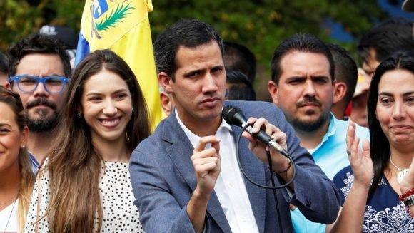 Fracasaso, Juan Guaidó