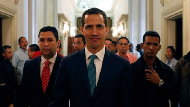 Fracasado, Embaucador, y Corrupto Juan Guaidó