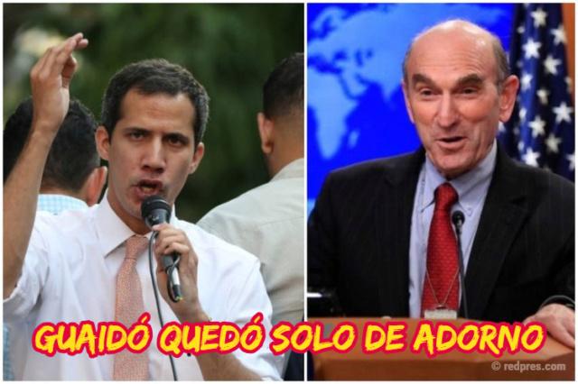 Fracsado, Adorno, Guaidó