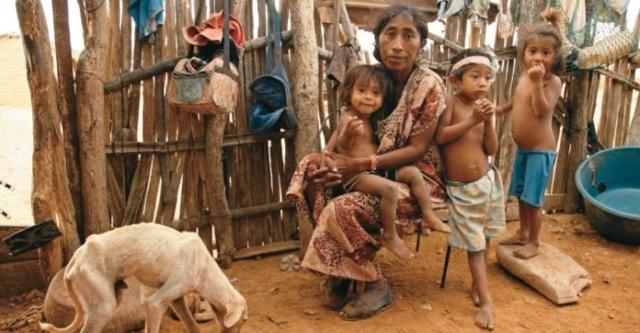 Pobreza en Colombia