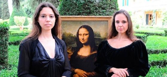 Dos hermanas en Italia aseguran ser las últimas descendientes vivas de la Mona Lisa Image10