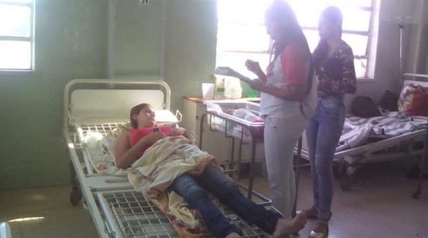 Sin colchones en el Hospital de Valera
