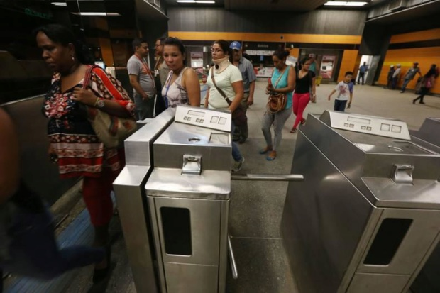Este sábado comienza venta de boletos en el Sistema Metro de Caracas Img_1710