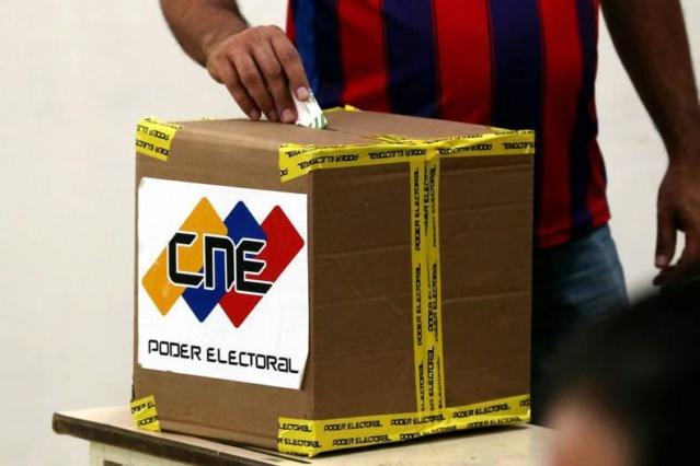 CNE: El 9 de diciembre es la fecha propuesta para elegir concejos municipales Img_2212