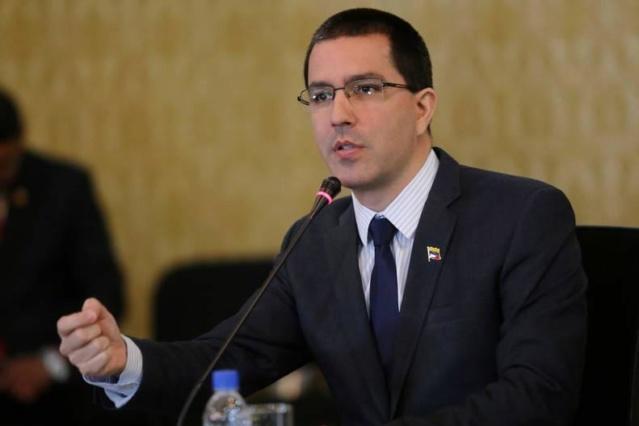 Canciller Arreaza insta a la UE a desistir de política intervencionista contra Venezuela Img_9410