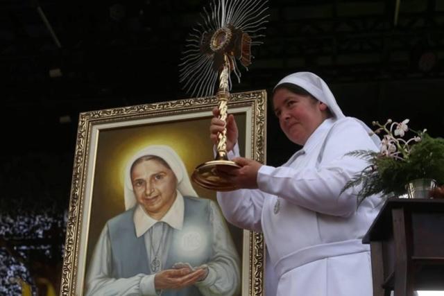 Madre Carmen Rendiles nueva beata venezolana Img_9910