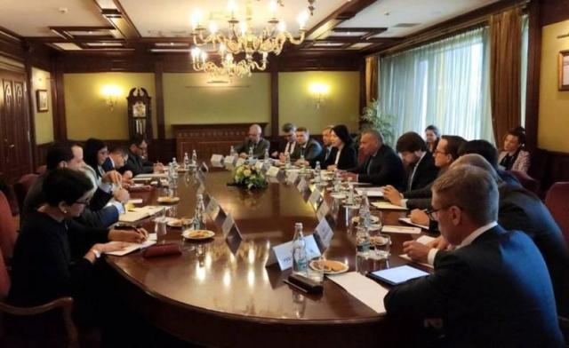 Venezuela y Rusia fortalecen cooperación bilateral