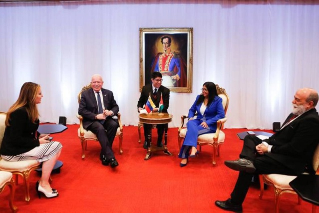 Venezuela consolida relaciones con Estados miembros del MNOAL