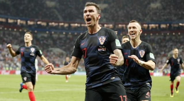 Croacia jugará la primera final de su historia al vencer a Inglaterra 2-1 en Rusia 2018 Ing_cr10