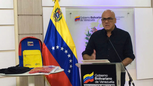 Rodríguez: este viernes se cancelará a trabajadores públicos una semana de salario con la nueva escala Jorge-10