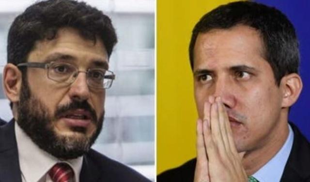 José Ignacio Hernández y Juan Guaid