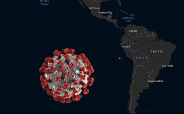 Coronavirus en Latinoamérica