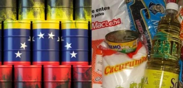 EEUU sancionó a empresas mexicanas que venden alimentos a Venezuela