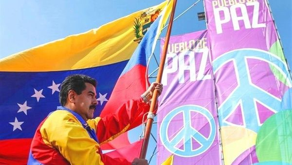 Presidente Maduro, Paz, Venezuela