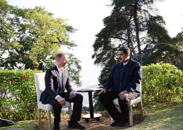 Entrevista al Presidente Maduro