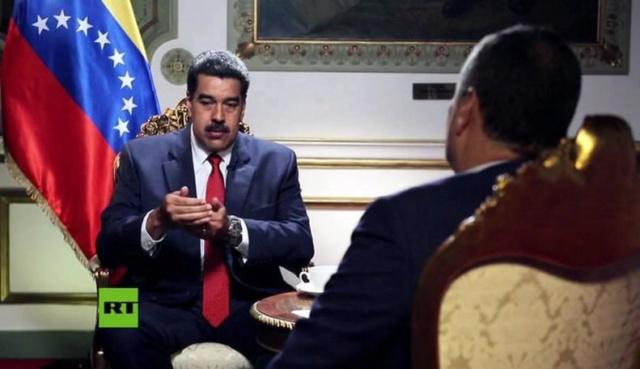 Maduro en Conversando con Correa