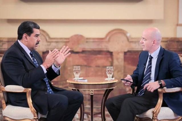 Maduro en Rusia