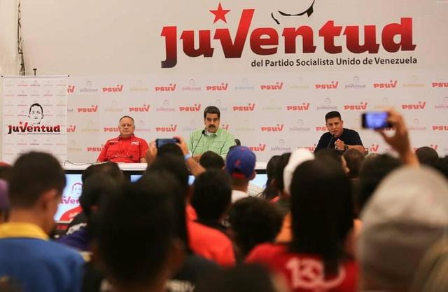 Plan Chamba Juvenil pasará este 20 de junio a ser una Gran Misión Maduro10