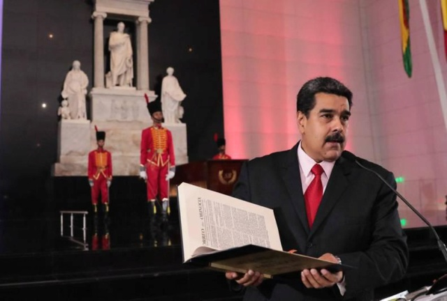 Presidente Maduro insta a periodistas a defender la verdad de Venezuela Maduro13