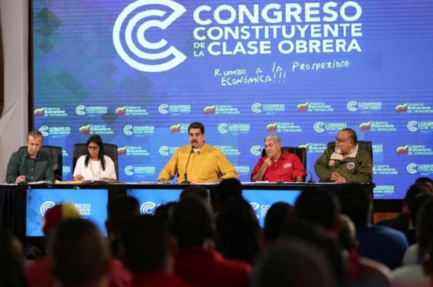 Congreso Constituyente de la Clase Obrera