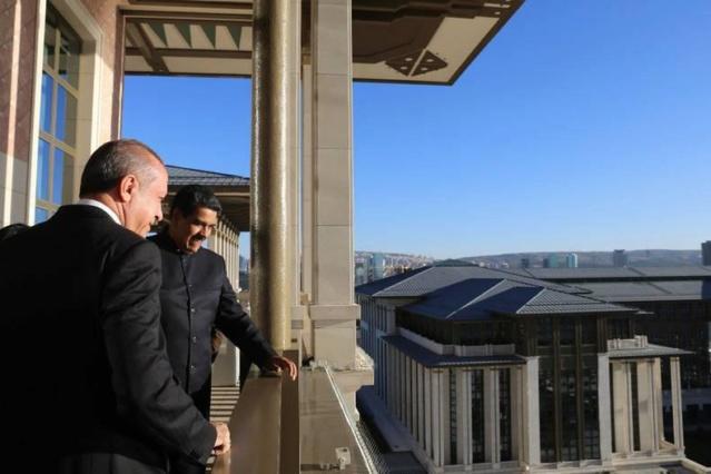 Presidente Maduro: Tenemos las mejores relaciones de cooperación económica con Turquía Maduro15